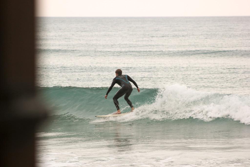 Surfen auf Sizilien