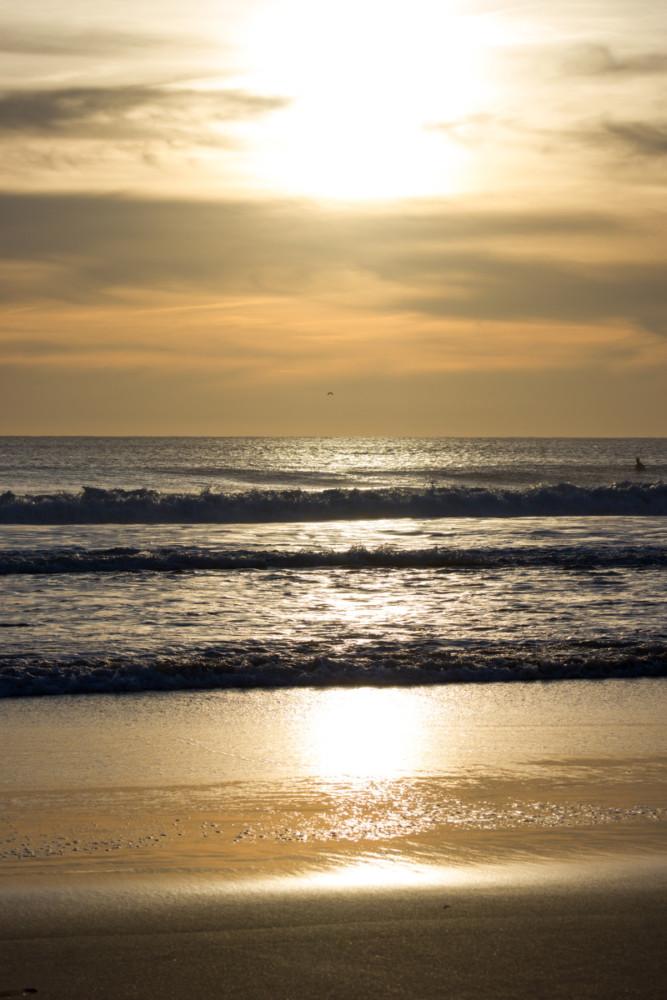 Sonnenuntergang Portugal