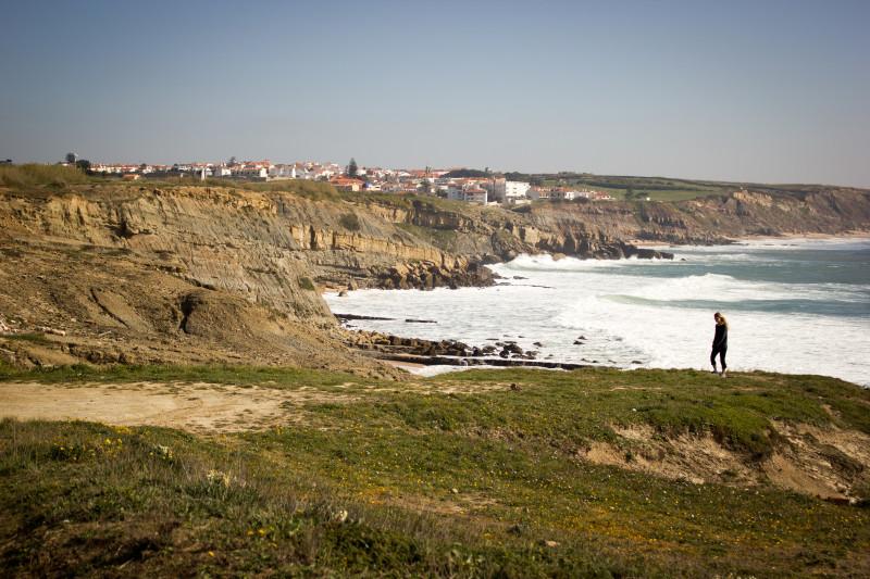 Küste Portugals