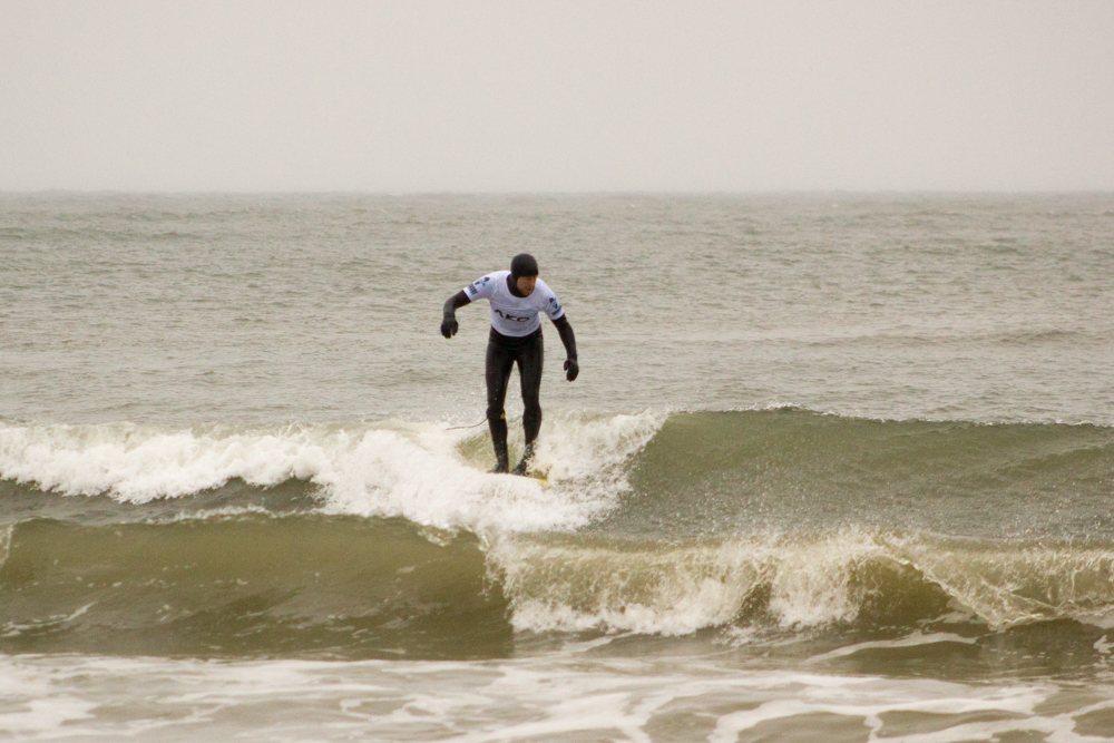 Dänische Surftour