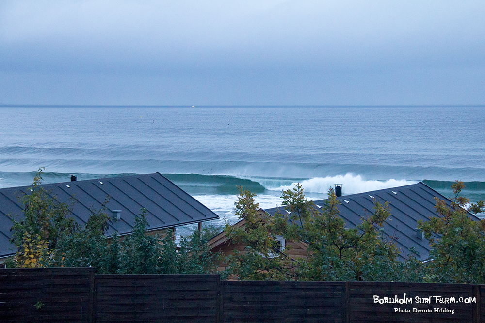 Surfen auf Bornholm