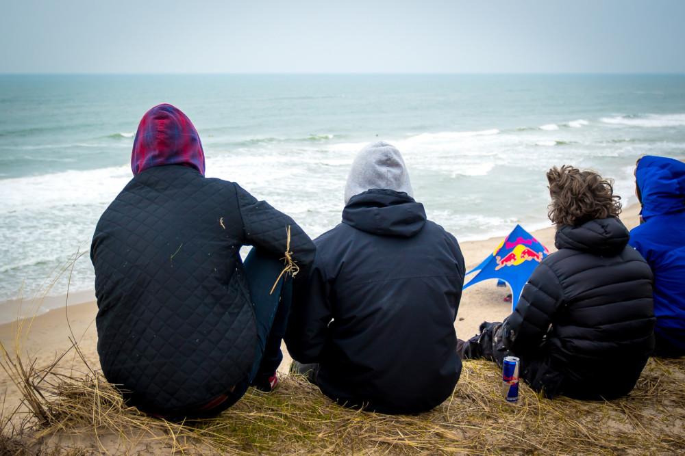 Dänische Surftour, Fotos Gjerluff