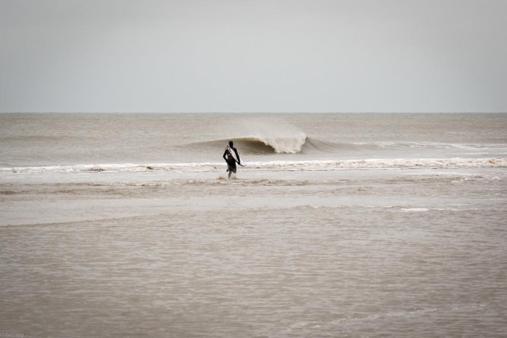 surfen lernen Nordsee