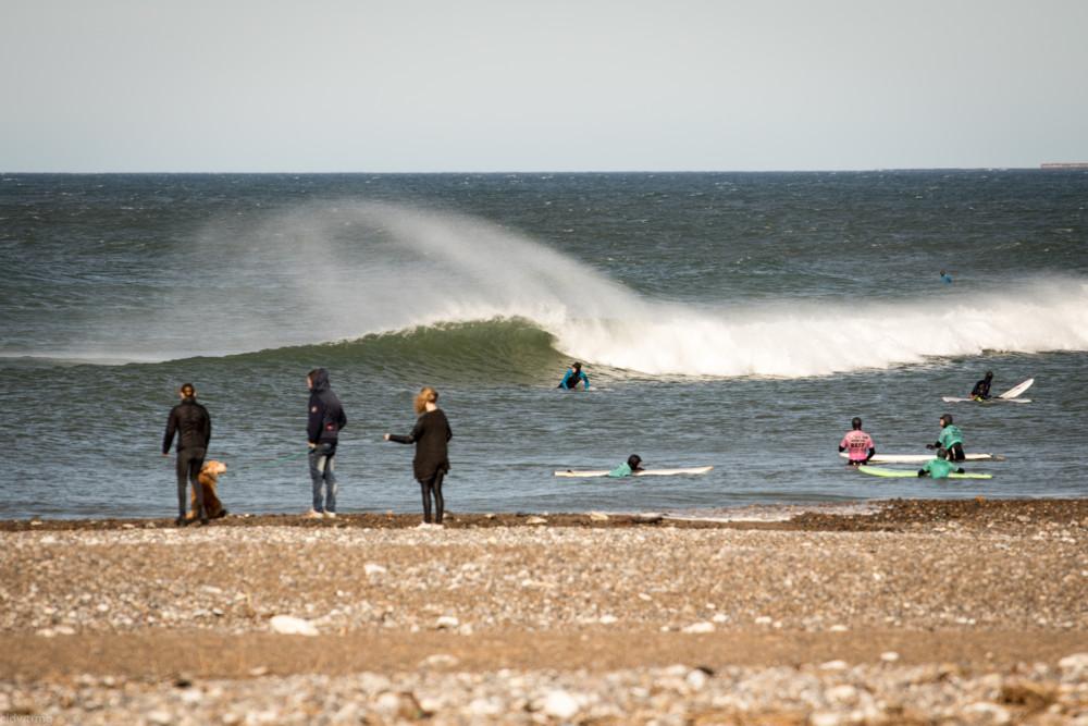 surfen lernen in Nord- und Ostsee