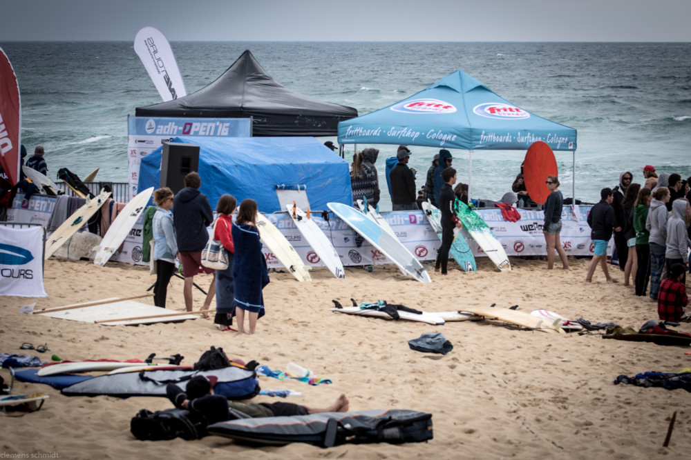 ADH Open Surfboars