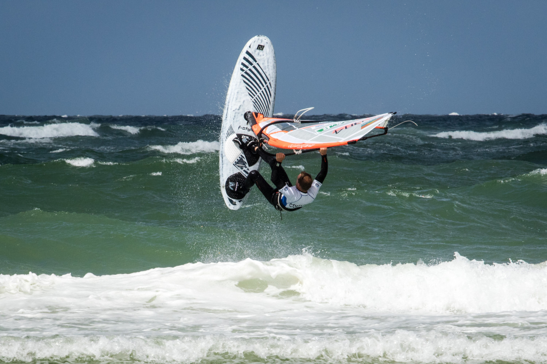 Windsurffoto Sylt