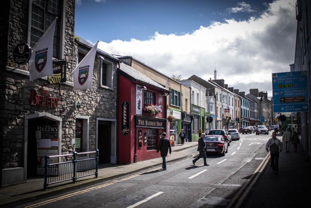 Surfen Sligo Irland