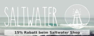 Saltwater Shop Rabatt