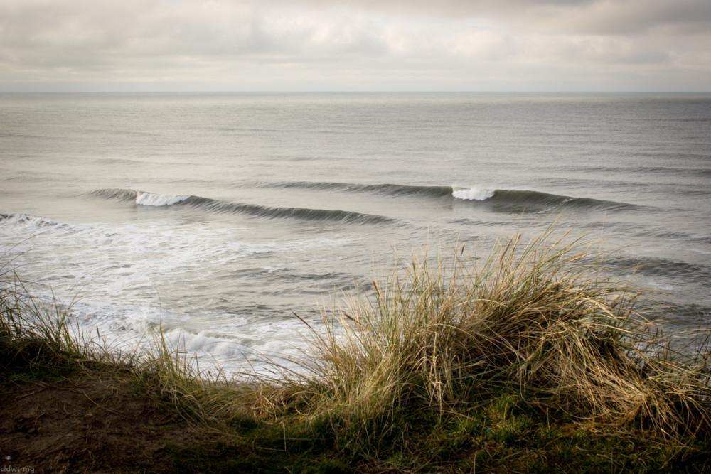 Surfen an Dänemarks Westküste