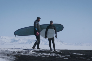 Freezing - a cold water surftrip by Two Eye Film